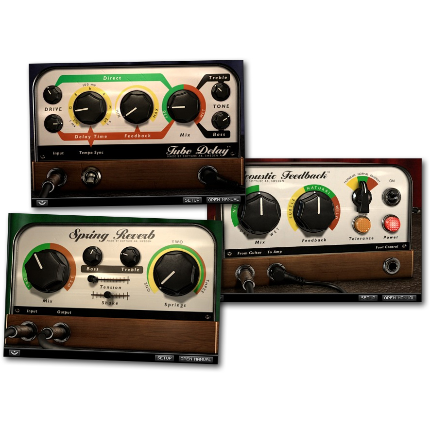 Effect Bundle (upgrade from AF and TD) DL版