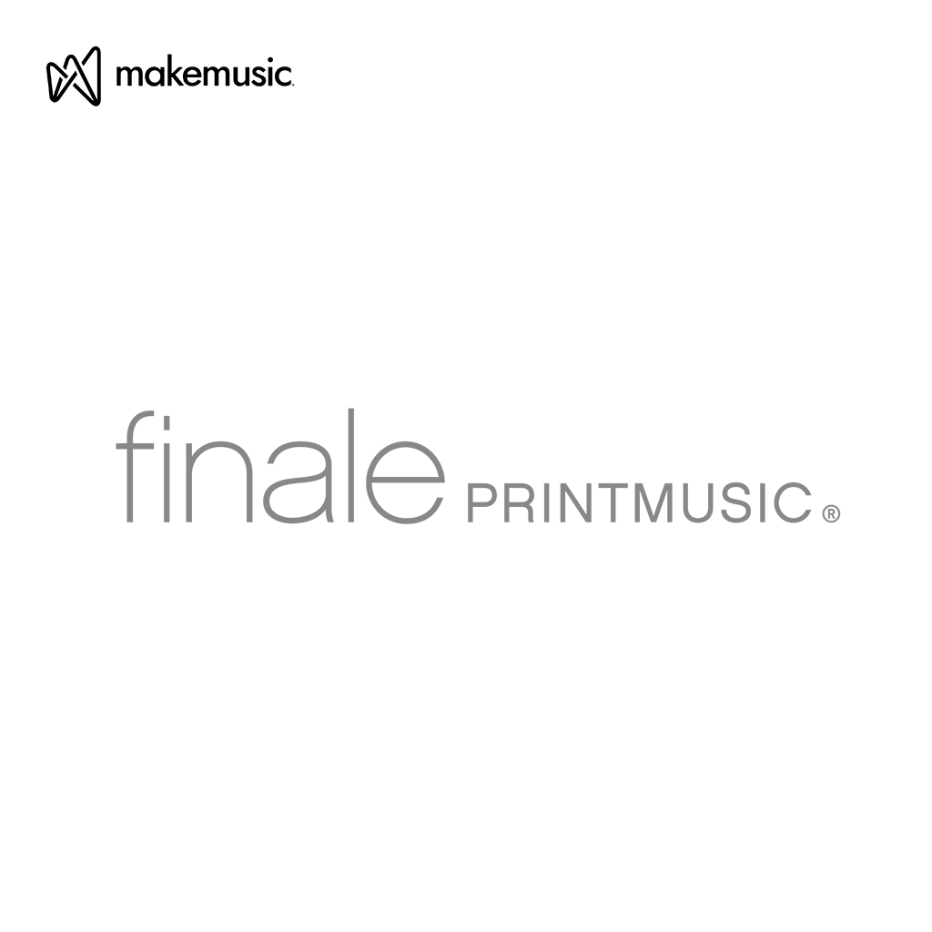 PrintMusic for Windows DL版